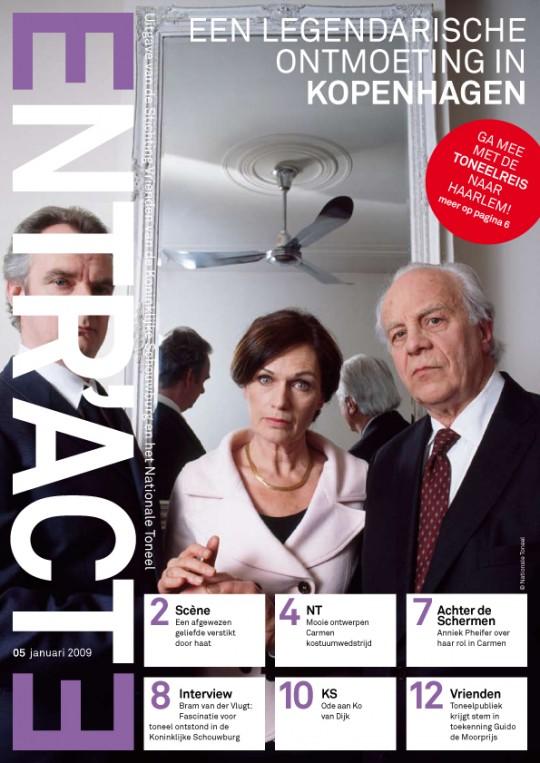 Vrienden_KSNT_ENTR'ACTE 5 Cover