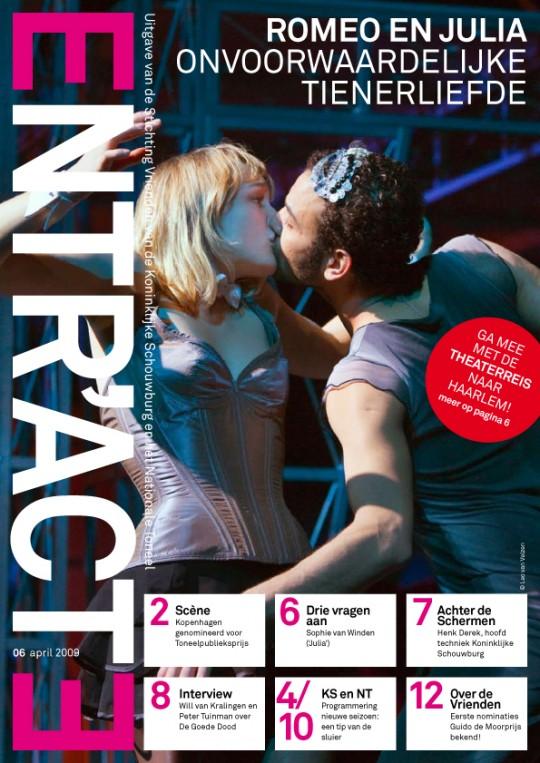 Vrienden_KSNT_ENTR'ACTE 6_Cover