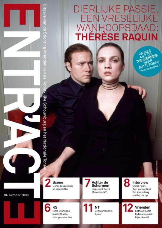 Vrienden_KSNT_ENTR'ACTE4 cover